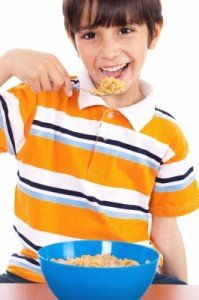 Some Kids Cereals are 50 percent Sugar