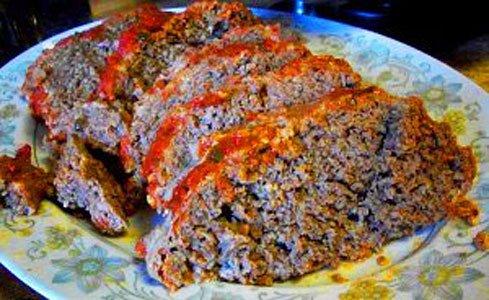Sassy Cajun Meat Loaf