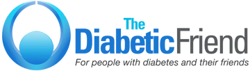 The Diabetic Friend Logo