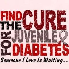 Is there a cure for diabetic child?