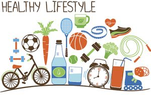 Health promoting lifestyle